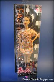 Barbie Style Doll Reviews And by Monster Crafts Doll Review Barbie Fashionista Petite