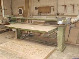 rga italcava type bs2500 belt pad sanding machine on auction now