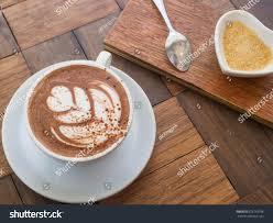 cup coffee heart latte art on stock photo 675793198 shutterstock