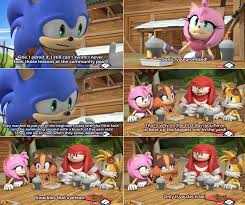 Sonic Boom Meme - knuckles knows sonic boom know your meme