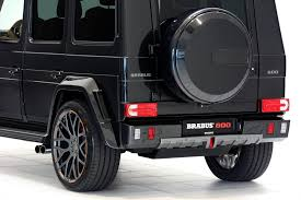 brabus 800 is a mercedes amg g65 with more oomph automobile magazine