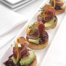 beef canape recipes beef crostini recipe all recipes uk
