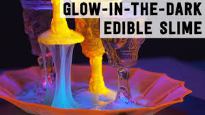 how to make glow in the dark goo for halloween food network