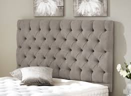 tufted arch headboard in parchment how to make an upholstered
