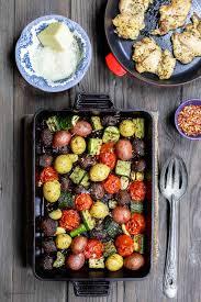 Oven Roasted Root Vegetables Balsamic - best italian oven roasted vegetables the mediterranean dish