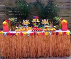 hawaiian party ideas party trends hawaiin themed party for 75th