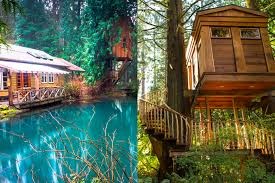 best holiday treehouse hotels in the world instyle co uk