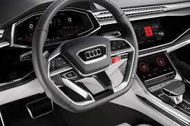 future audi audi chooses android for future infotainment stable vehicle