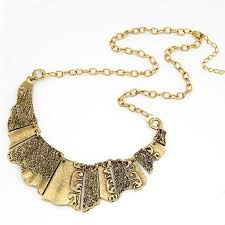 vintage jewelry choker necklace images Casual antique brass choker necklace vintage jewelry buy antique jpg