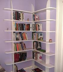 Narrow Corner Bookcase by Stylish And Easy To Make Corner Bookshelf 5 Steps With Pictures