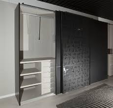Armadio Con Vano Porta Tv by Linea Design Arredamenti Piazza Affari