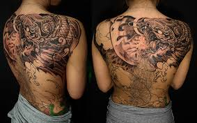 full back dragon tattoo design photo 3 photo pictures and