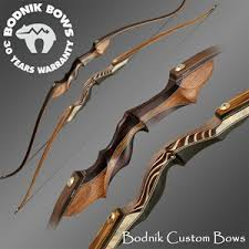 custom bows bogensport bodnik kompromisslos traditionell