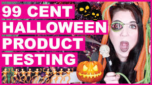 party city brampton halloween costumes testing 99 cent halloween products youtube