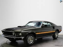 mustang vintage vintage and cars wallpaper 42
