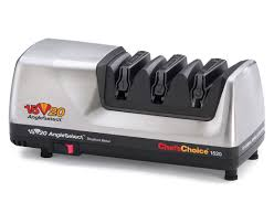 Sharpening Angle For Kitchen Knives by Chef U0027schoice Model 1520 Angleselect Electric Knife Sharpener