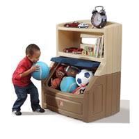 Toy Bookcase Children U0027s Toy Boxes Organizers And Storage Bins Step2