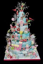 christmas wedding cakes christmas wedding cakes a wedding cake