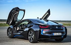 Bmw I8 2016 Interior - bmw i8 electric sports car and custom set of louis vuitton luggage