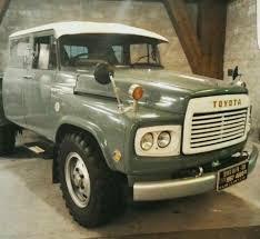 toyota old truck toyota dyna 6 ton mid 60s vintage toyota pinterest toyota