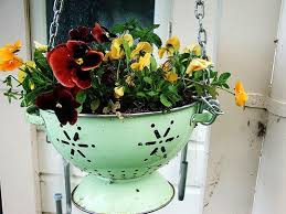 rhiana reports 5 upcycled garden container ideas