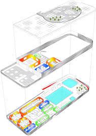Swimming Pool Design Pdf by Mikou Design Studio Public Swimming Pool Piscine Du Fort Paris