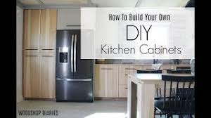 how to build base cabinets out of plywood how to build your own diy kitchen cabinets using only plywood