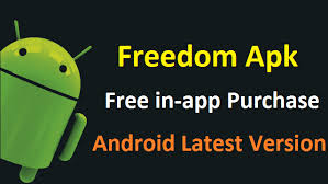 apk for android freedom apk v2 0 9 official website 2018