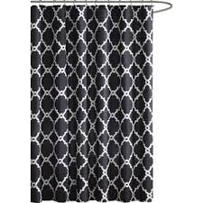 Black Sequin Shower Curtain Black Shower Curtains You U0027ll Love Wayfair