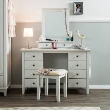 Coiffeuse Design Pour Chambre by Coiffeuse Abbey Avec Tabouret Blanc Chambre Pinterest