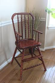 Simple High Chair Jenny Lind High Chair