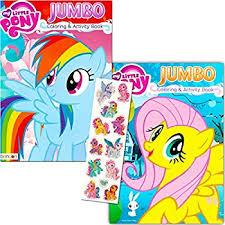 amazon pony coloring activity book 30