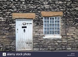 White Front Door White Front Door Country House Door Stock Photo Royalty Free