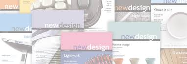 newdesign u2013 the design magazine for insight innovation u0026 inspiration