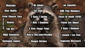 Goatse Meme - 25 best memes about 1 lunatic 1 ice pick 1 lunatic 1 ice pick
