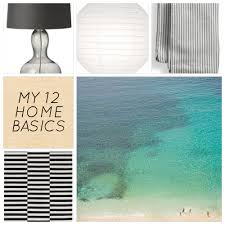 the new basics the 12 home items i can u0027t live without u2013 design sponge