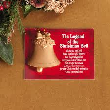 legend of the christmas bell u201d christmas ornaments terrysvillage