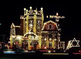 Tasteful Outdoor Christmas Decorations - 53 best houses that could use incablock decorated for the