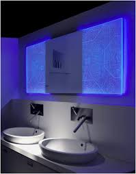 Bathroom Mirrors With Shaver Socket Backlit Bathroom Mirrors With Shaver Socket