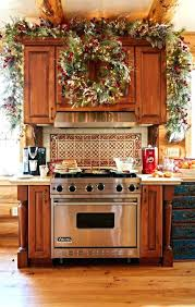 christmas decorations for kitchen cabinets decorating ideas kitchen over cabinets christmas countertops for