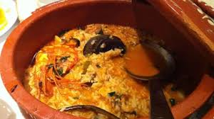 cuisiner portugais riz aux fruits de mer portugais recette par cuisine portugaise