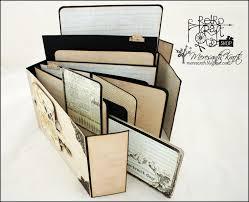 Magnetic Album 1102 Best Mini Album Scrapbooking Images On Pinterest Mini