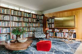 inside pamela shamshiri u0027s restored r m schindler home interior