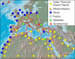 European Weather Map by European Super Grid Wikipedia