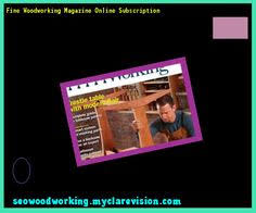 Woodworking Magazine Uk by Scroll Saw Woodworking Magazine 222455 Woodworking Plans And