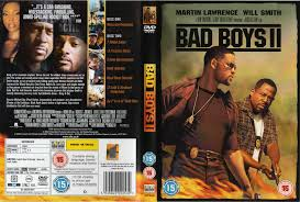 Bad Boys Harte Jungs Bad Boys Ii 2003 Ws R2 Movie Dvd Cd Label Dvd Cover Front