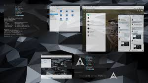 Arch Labs archlabs linux google