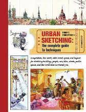 urban watercolor sketching felix scheinberger 9780770435219