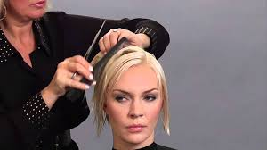 jamison shaw haircuts for layered bobs candy shaw shares how to cut an ear to ear guide in a bob youtube