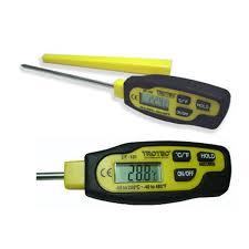 sonde de temperature cuisine trotec thermomètre sonde bt20 achat vente thermomètre de cuisine